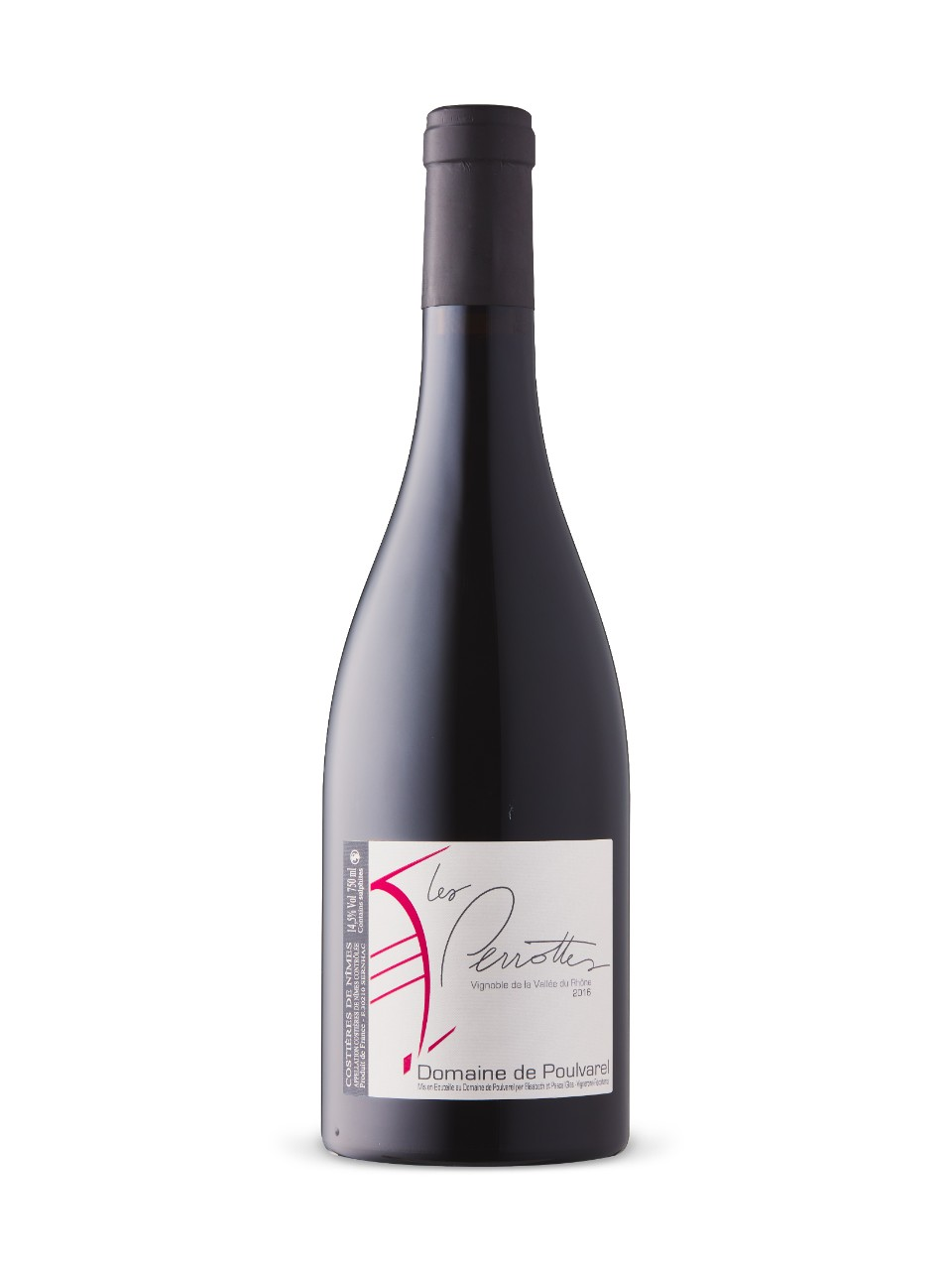 Les Perrottes Rouge 2016 from LCBO