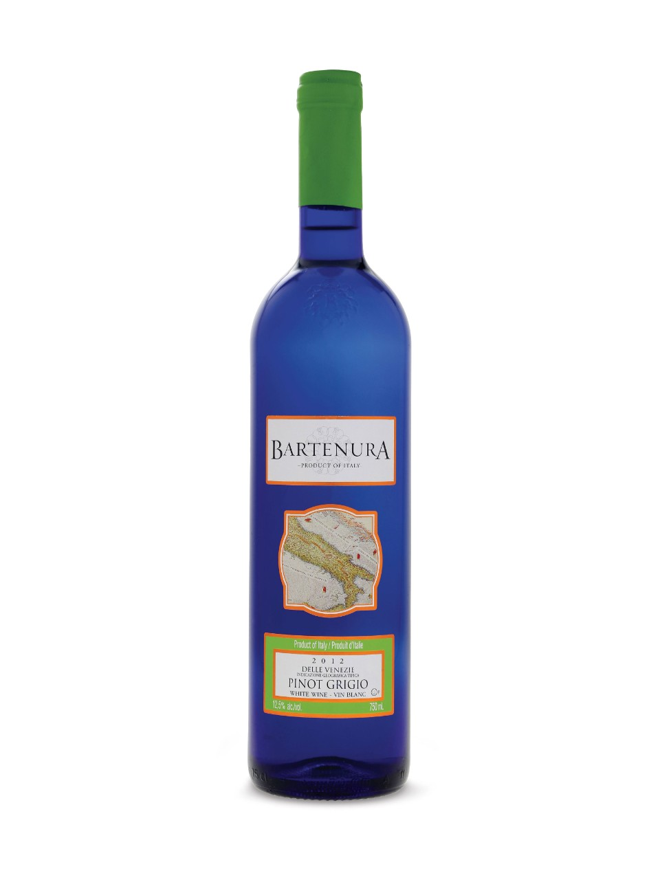 Image for Bartenura Pinot Grigio KPM from LCBO