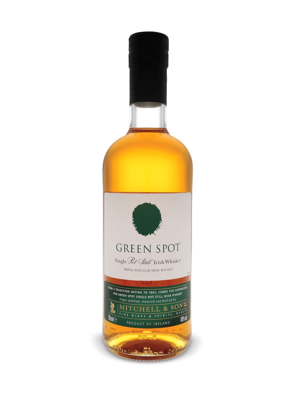 Whiskey irlandais Green Spot