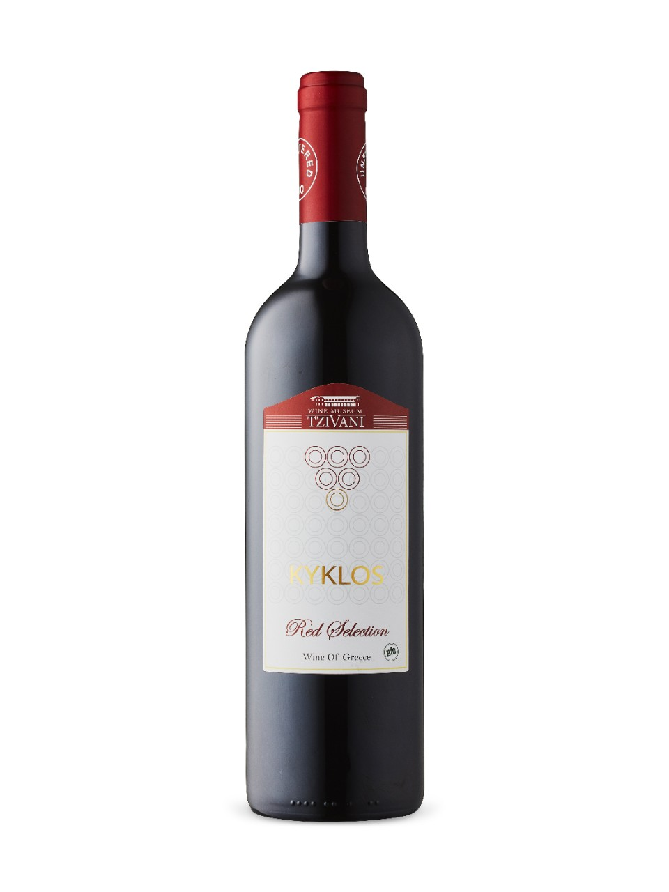 Tzivanis Red Selection Kyklos Sterea Ellada Organic 2017 from LCBO
