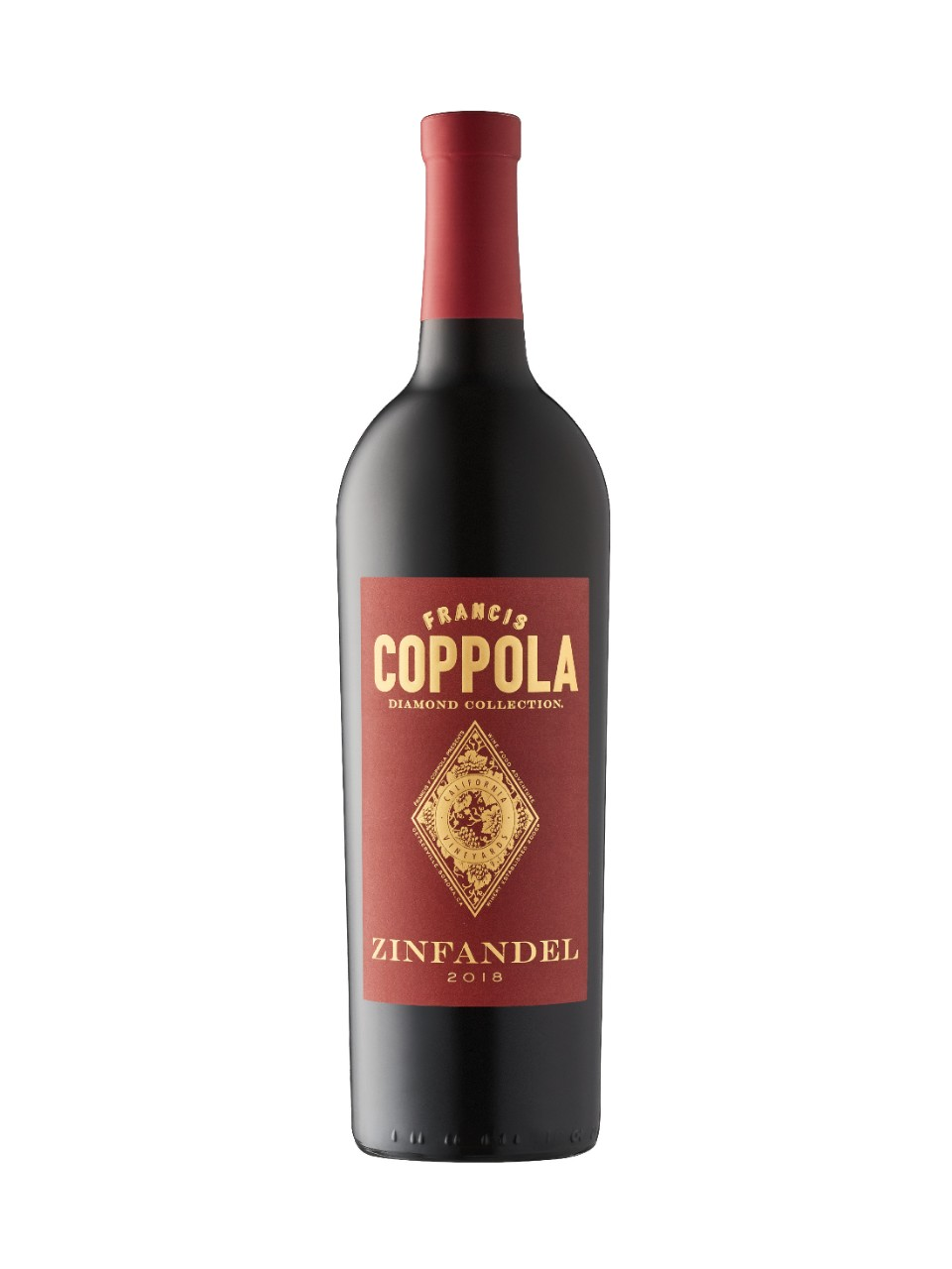 Zinfandel Red Label Diamond Collection Francis Coppola 2016