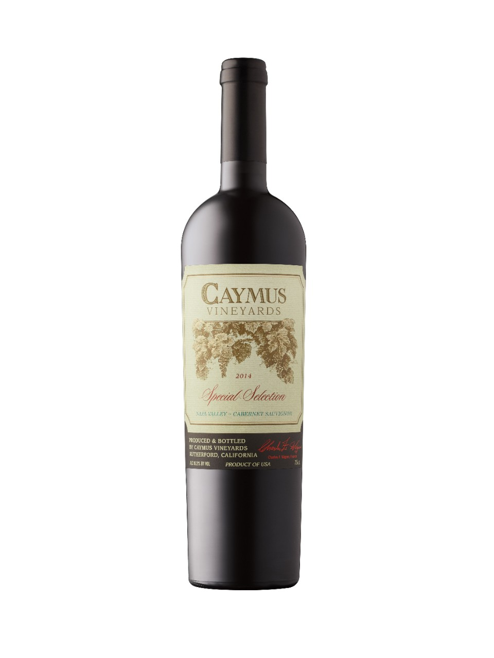 Caymus Special Selection Cabernet Sauvignon 2016 from LCBO