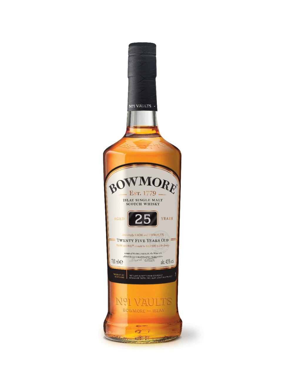 Image for Bowmore 25-Year-Old Islay Single Malt from LCBO