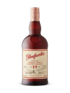 Glenfarclas 17-Year-Old Highland Single Malt Scotch Whisky