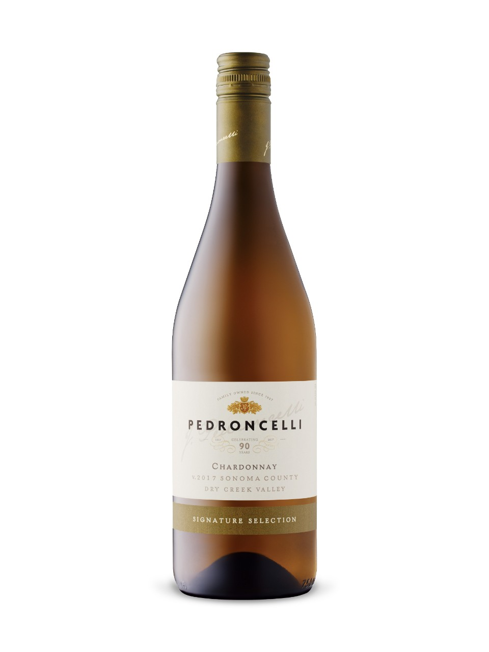 Image for Pedroncelli Signature Selection Chardonnay 2017 from LCBO