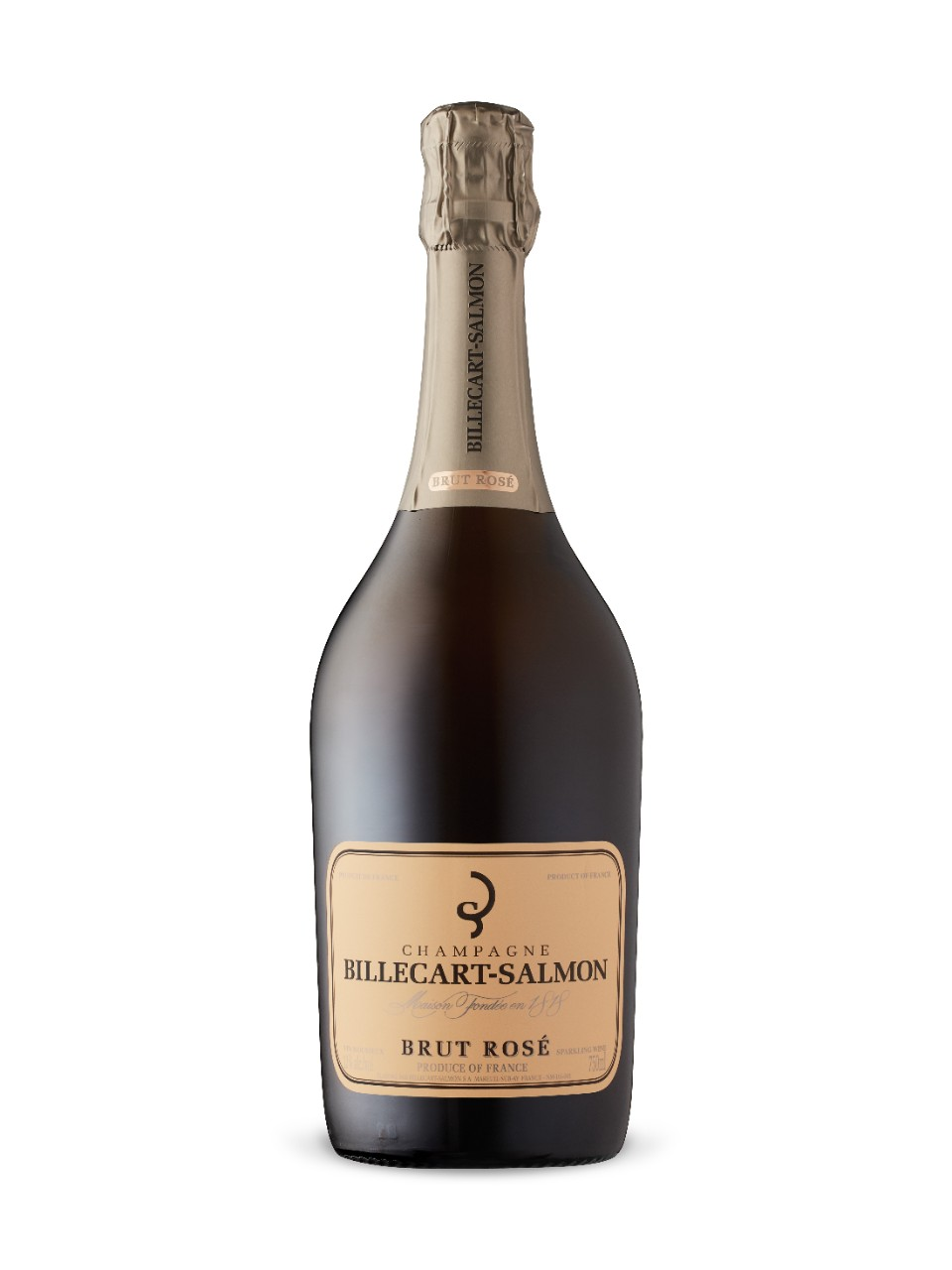 Billecart-Salmon Brut Rosé Champagne from LCBO