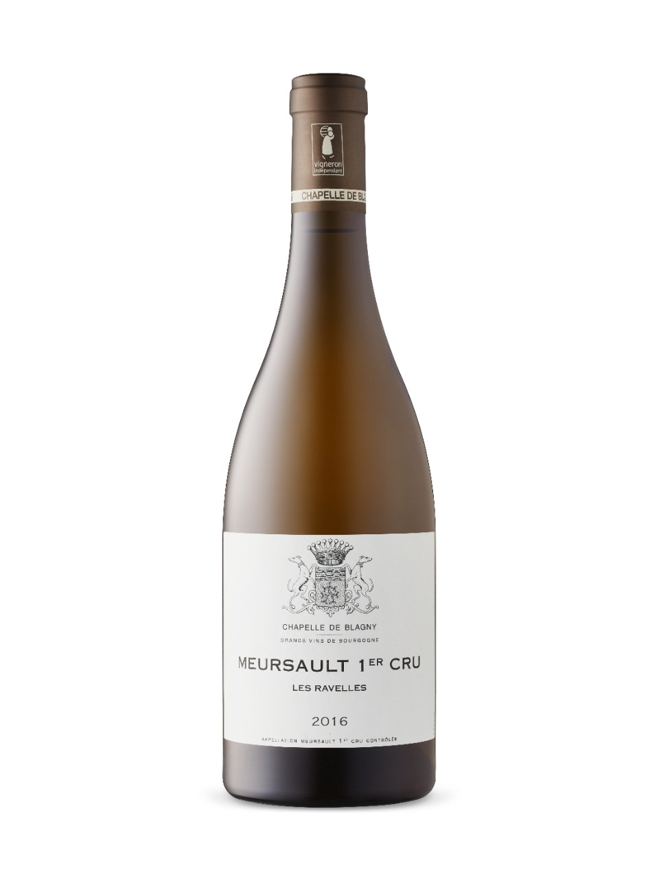 Image for Meursault 1er cru les Ravelles 2016 from LCBO