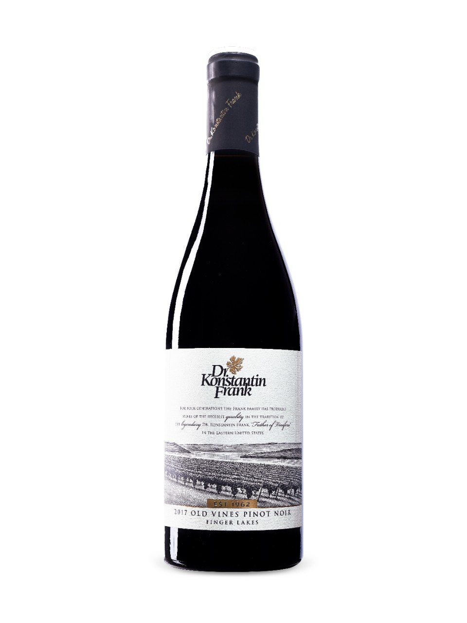 Dr. Konstantin Frank Old Vines Pinot Noir 2017 from LCBO