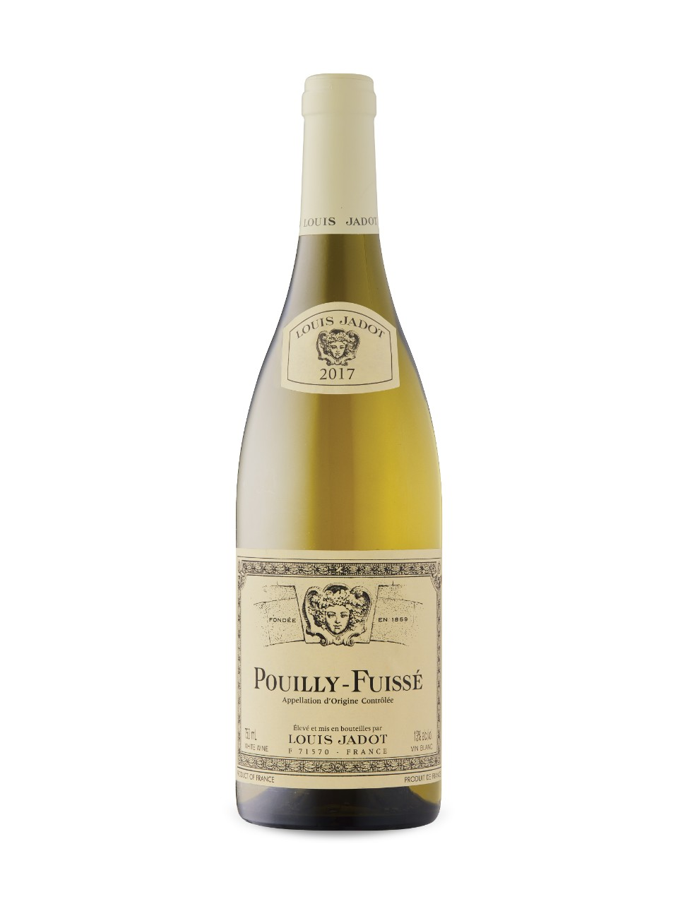 Image for Louis Jadot Pouilly-Fuissé 2016 from LCBO