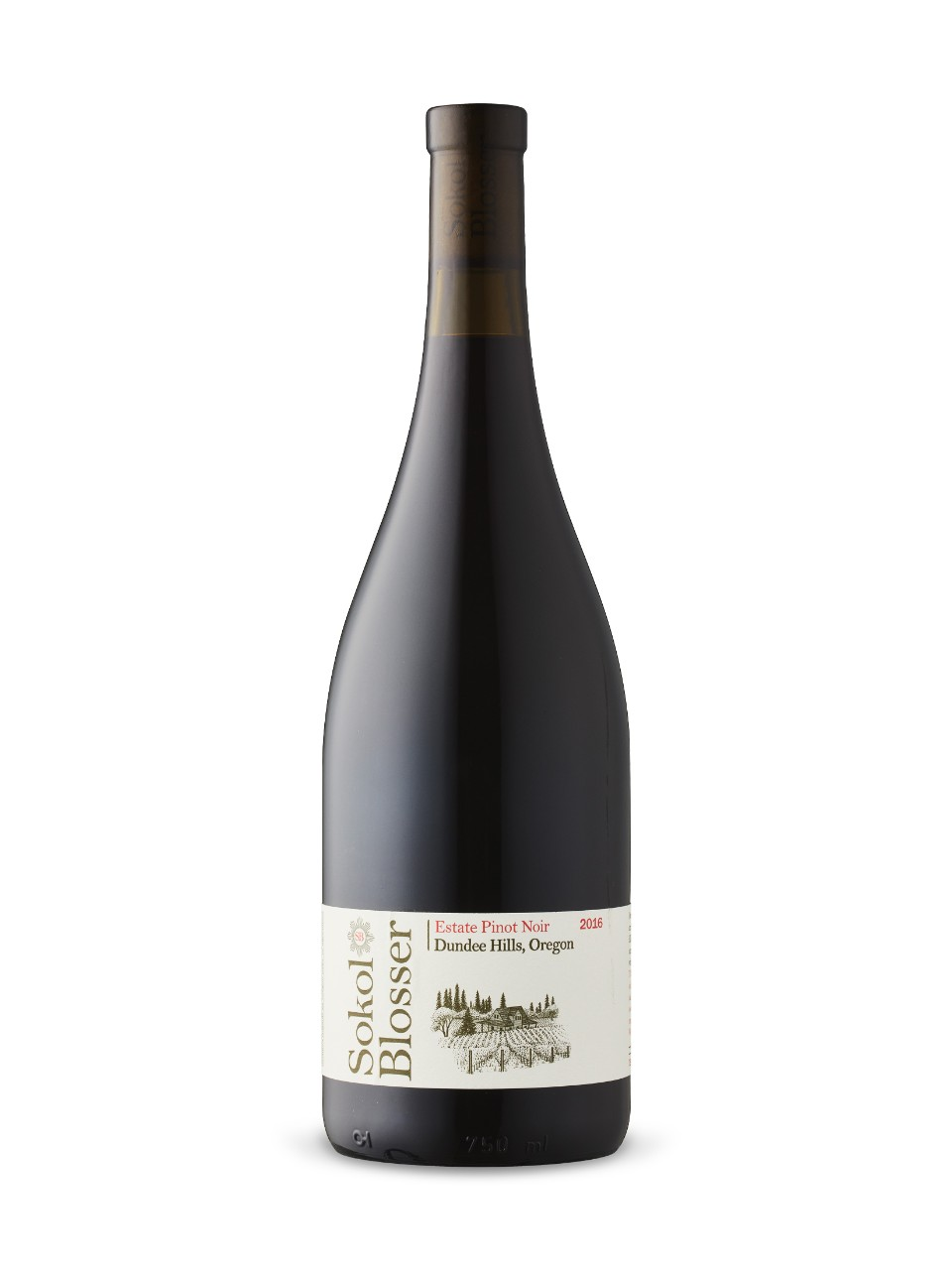 Image for Sokol Blosser Pinot Noir 2015 from LCBO