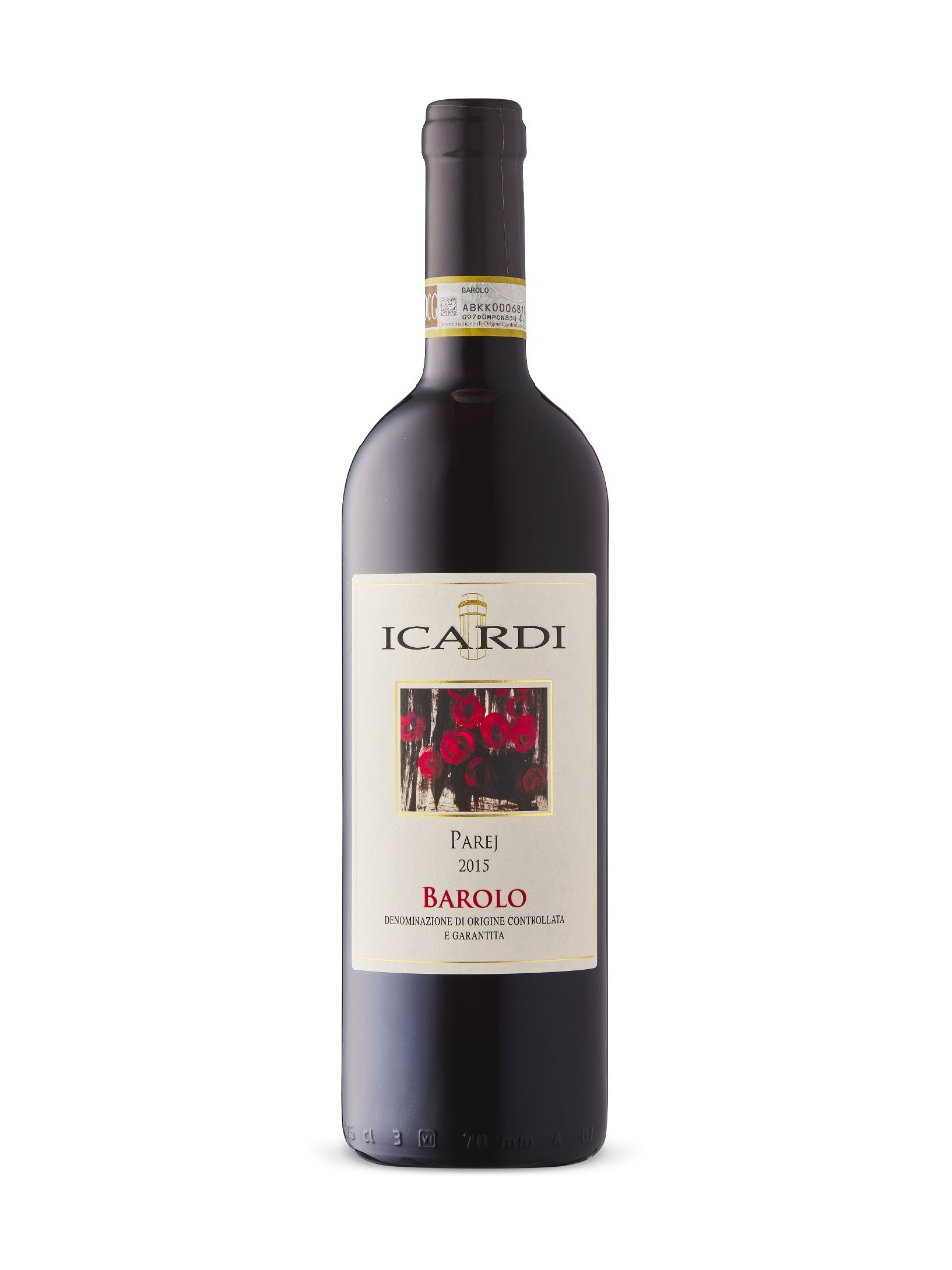 Parej Barolo DOCG 2015 from LCBO