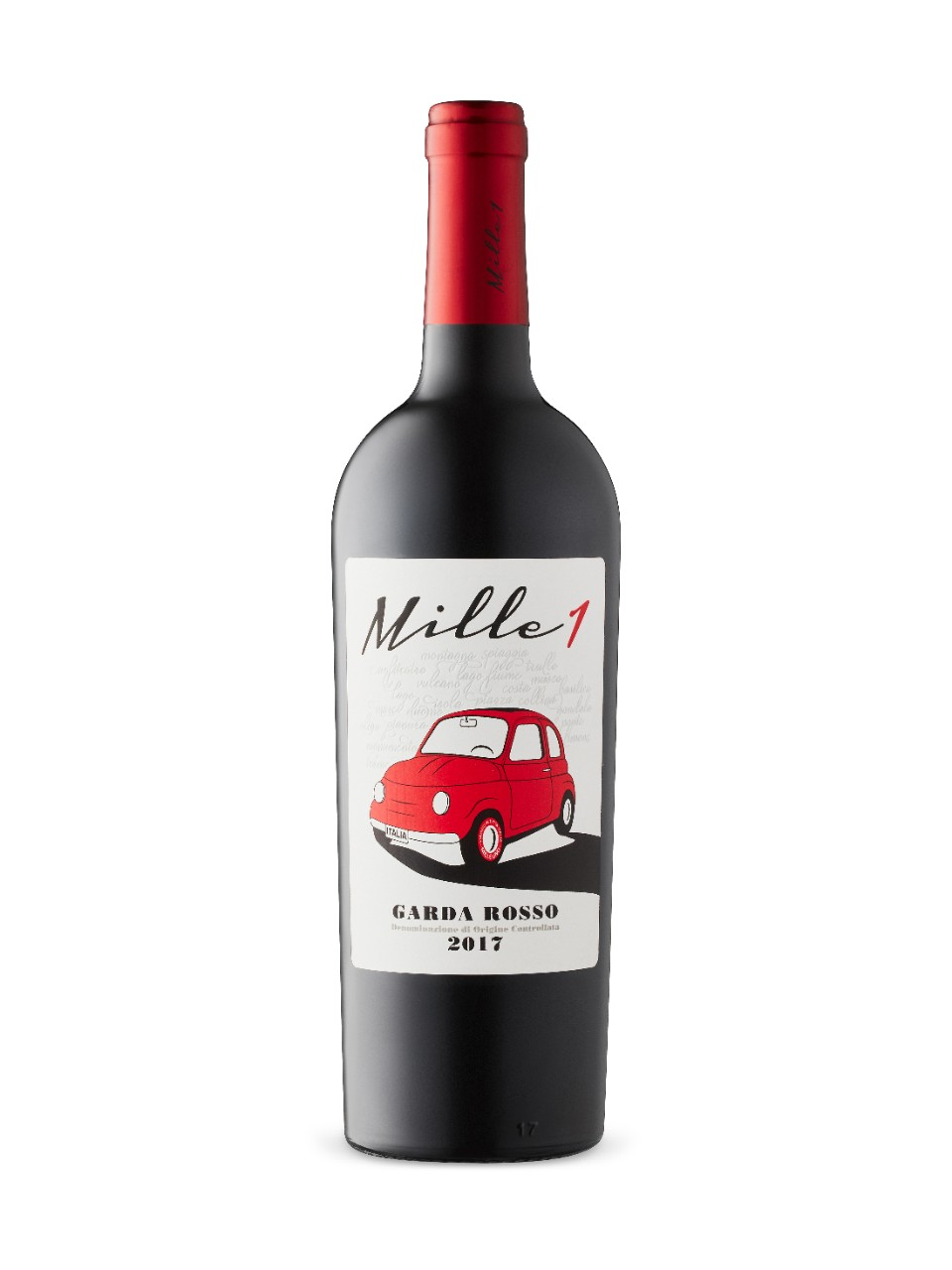 Image for Garda DOC Mille 1 2017 from LCBO