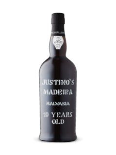 Madère Malvasia Justino's 10 ans d'âge