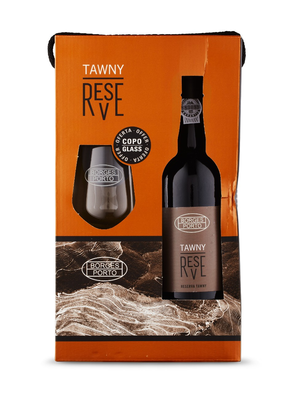 Image for Borges Tawny Port Reserve Gift Pack from LCBO