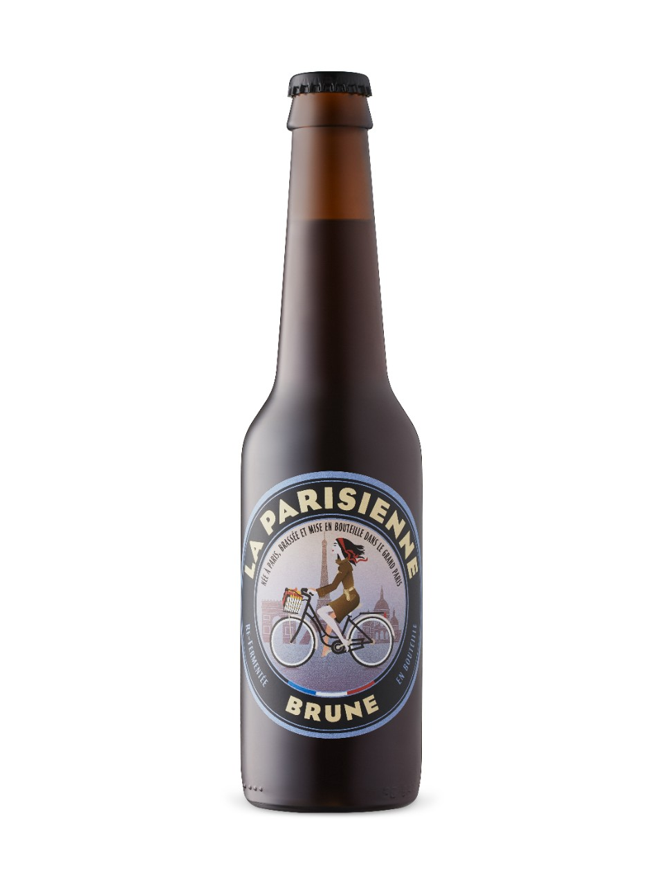 Image for La Parisienne Brune Scotch Ale from LCBO