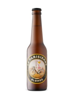 La Parisienne Blonde Pale Ale