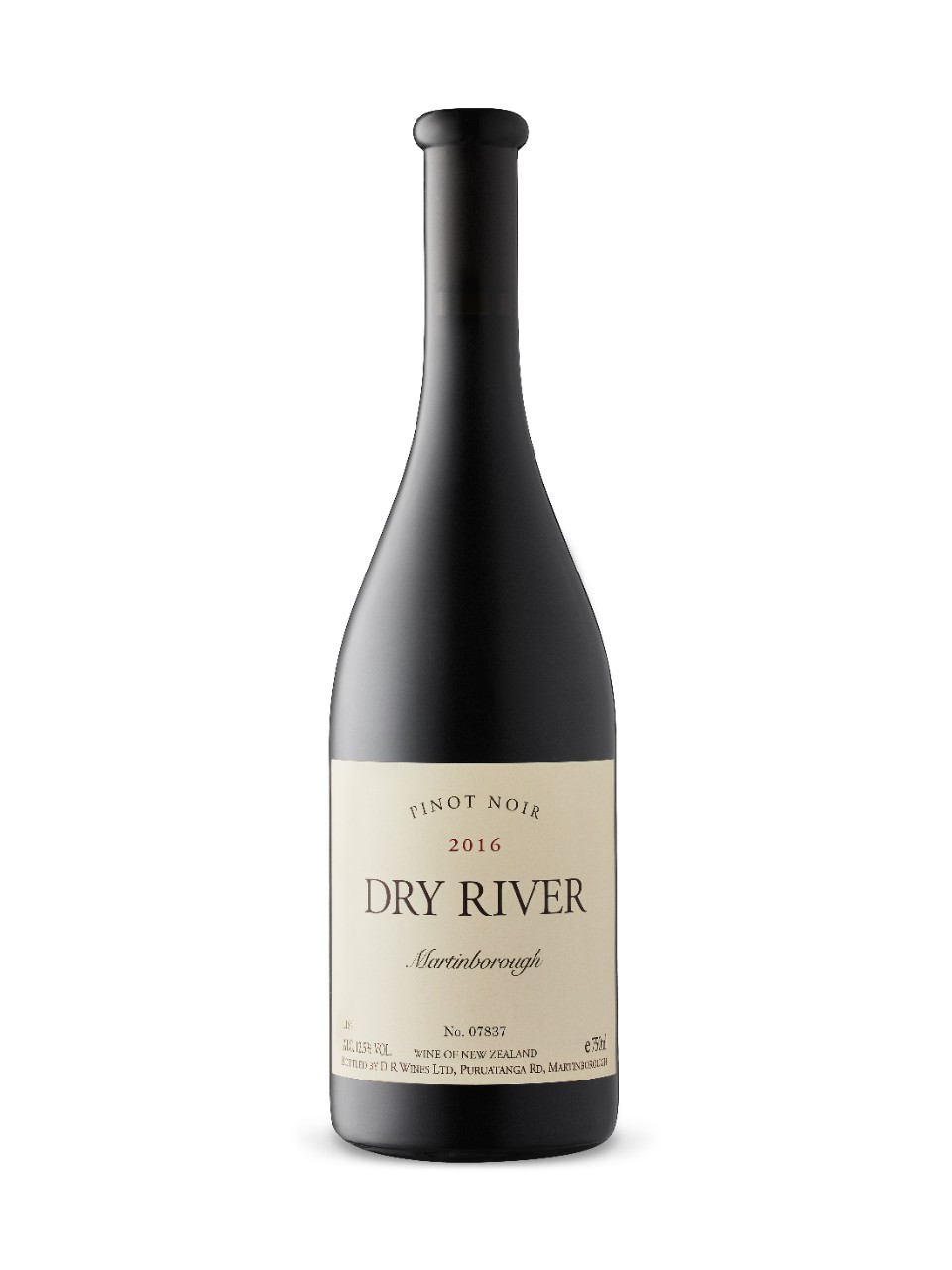 Dry River Pinot Noir 2016 from LCBO
