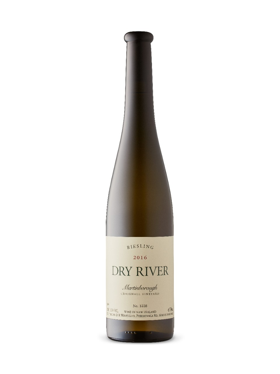Image for Dry River Riesling 2016 from LCBO