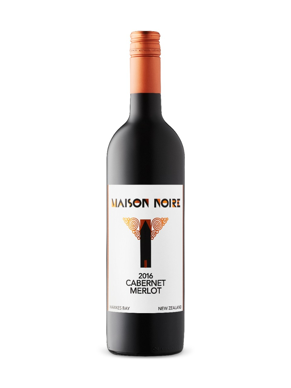 Image for Maison Noire Cabernet Merlot 2016 from LCBO