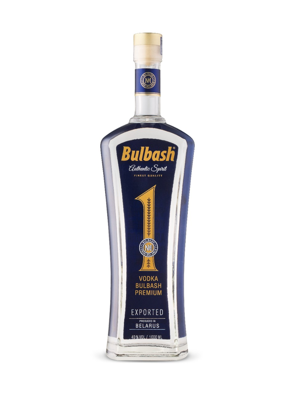 Image for Bulbash #1 Vodka from LCBO