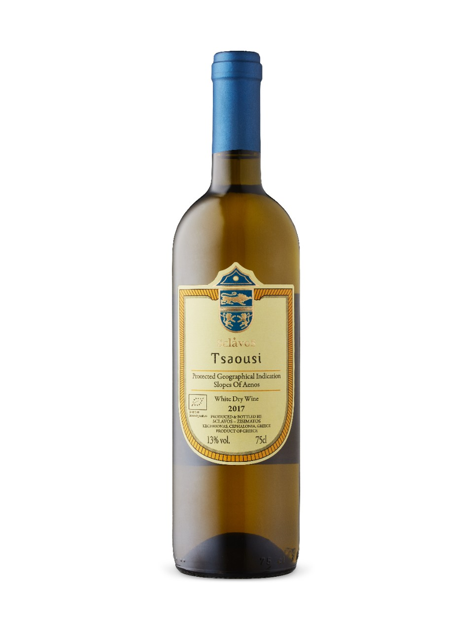 Image for Sclavos Tsaousi Organic White Wine 2017 from LCBO