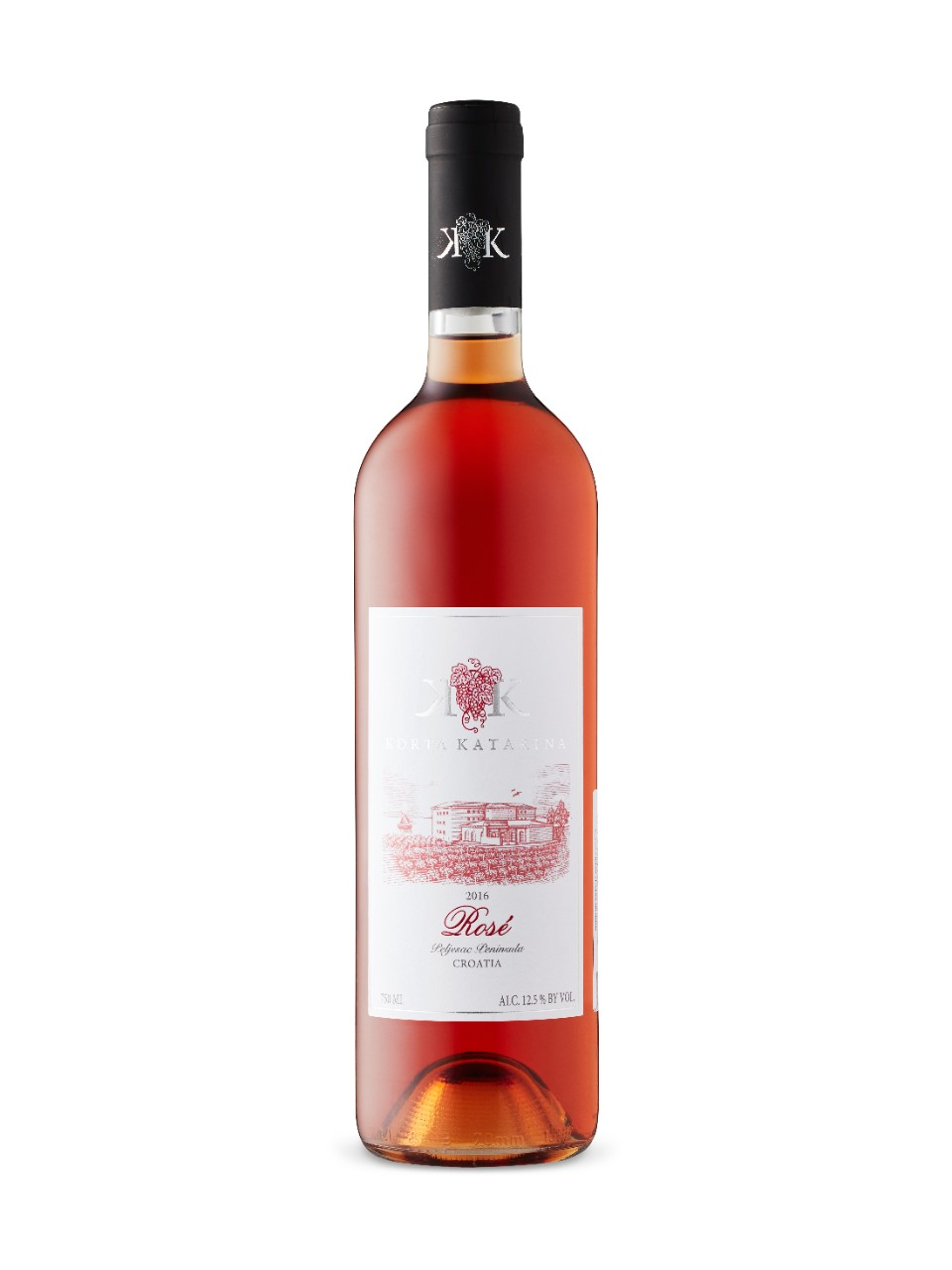 Korta Katarina Rose 2016 from LCBO