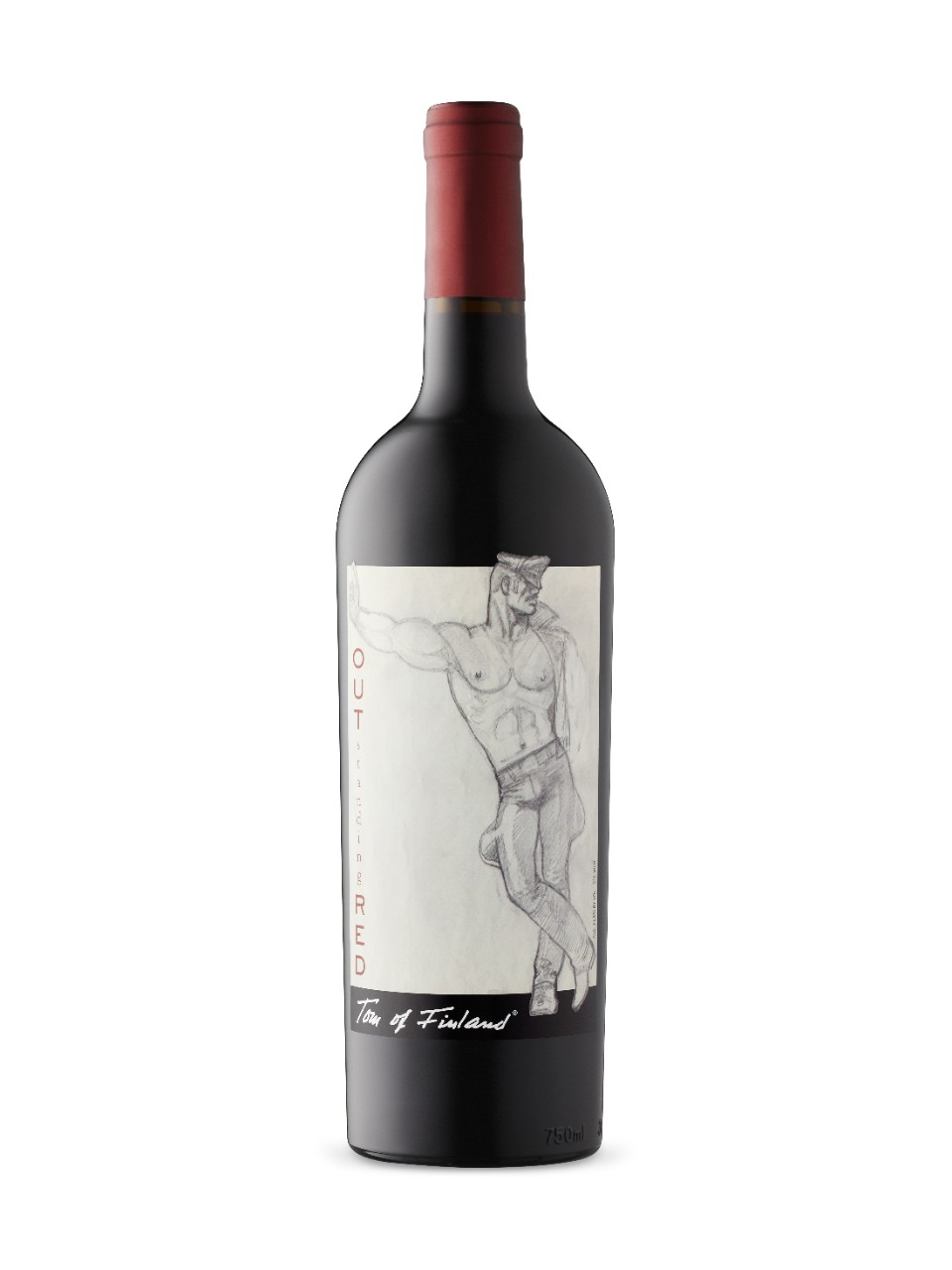 Image for Tom of Finland OUTstanding Red Wine 2016 from LCBO