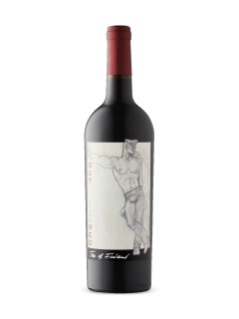 Tom of Finland OUTstanding Red Wine 2016