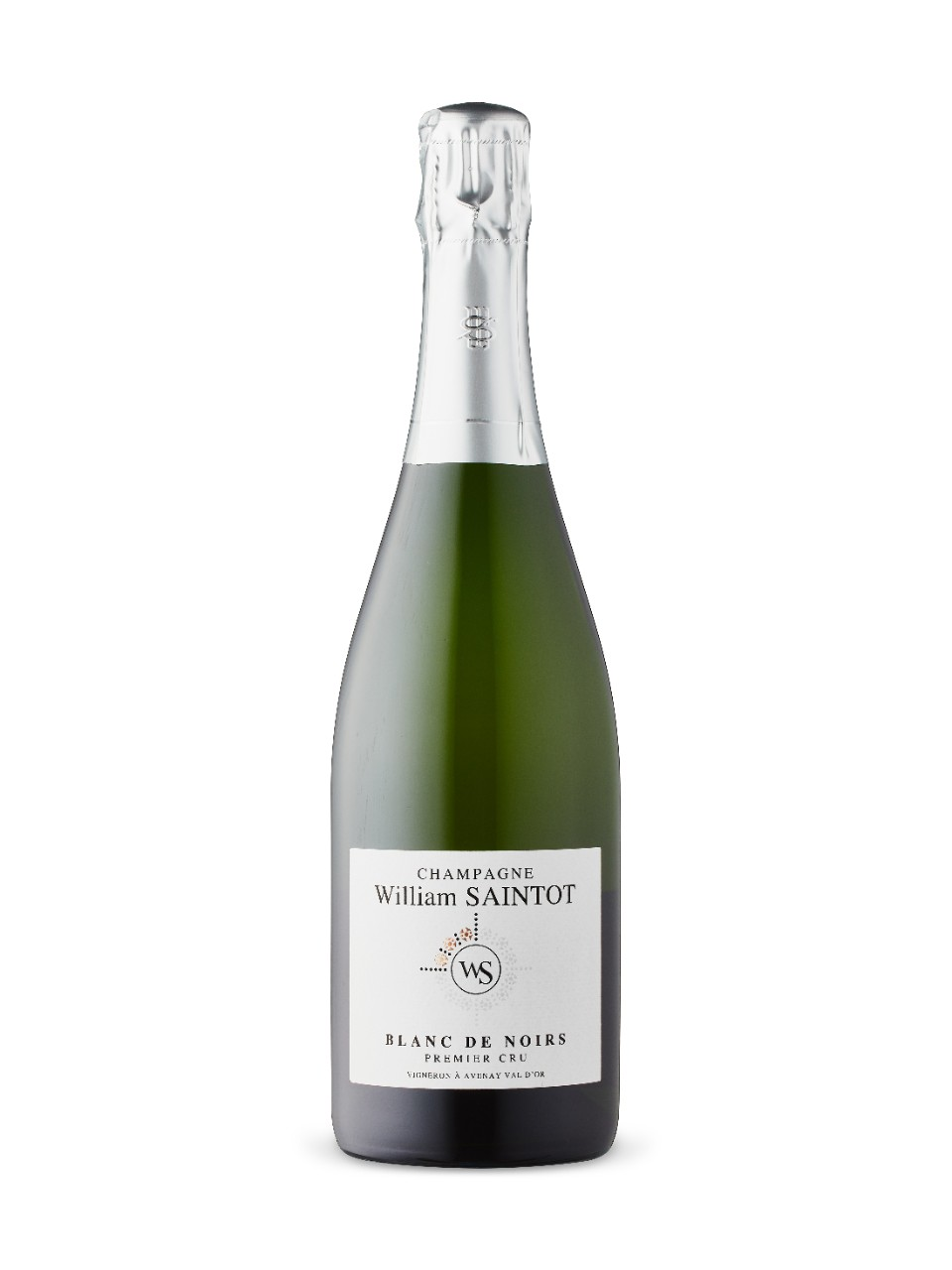 Champagne William Saintot Blanc de Noirs from LCBO