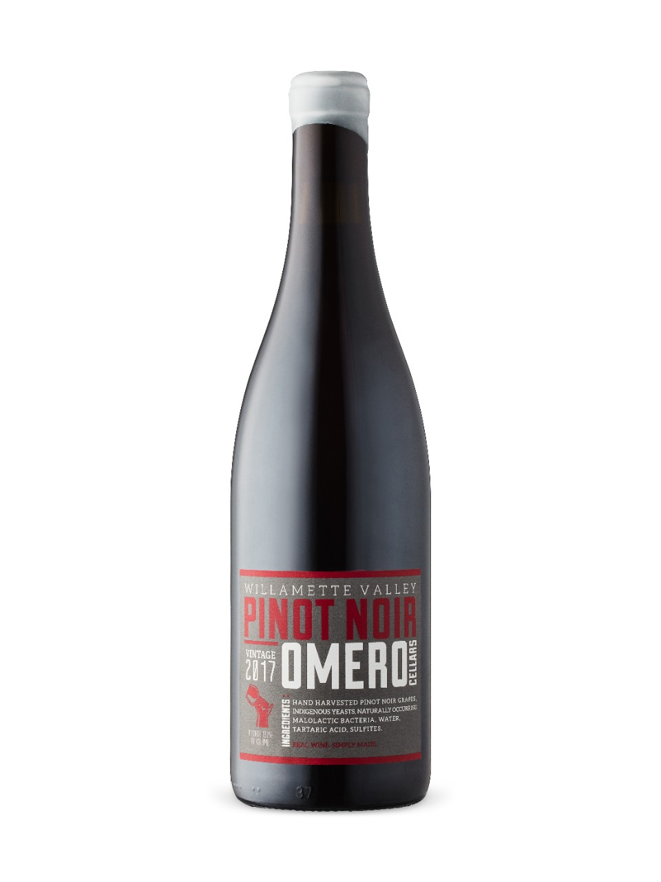 Image for Omero Pinot Noir 2017 from LCBO