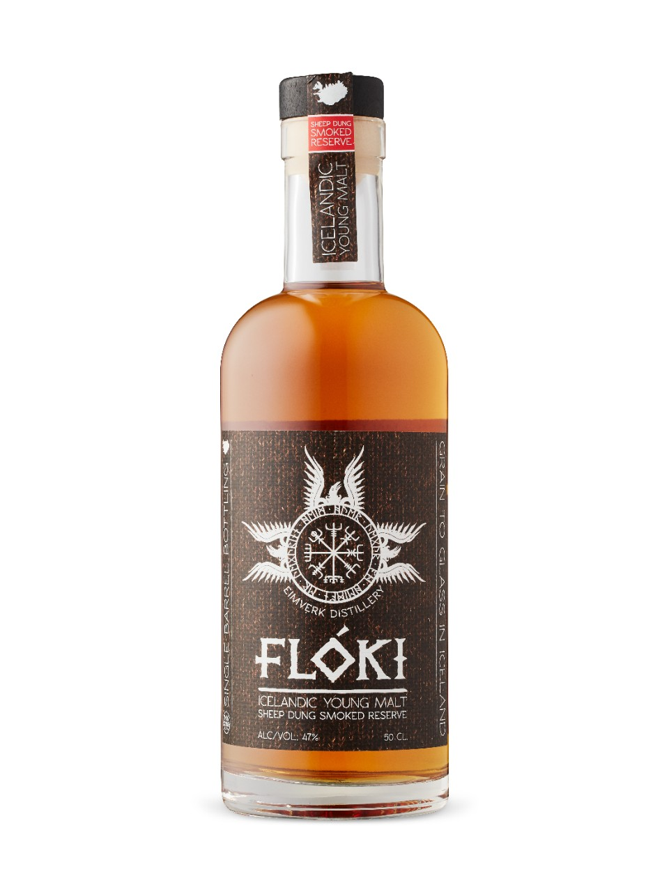 Image for Flóki Icelandic Young Malt Reserve from LCBO