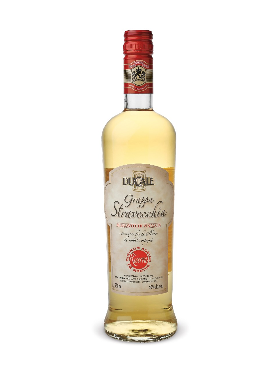 Image for Stravecchia Grappa from LCBO