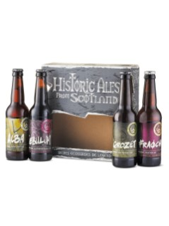 Historic Ales From Scotland Holiday Pack