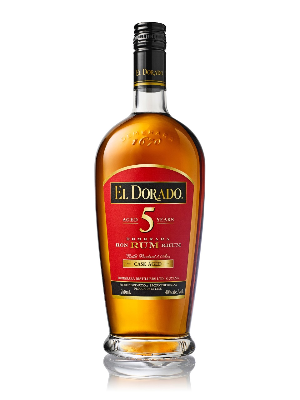 El Dorado 5 Year Old Rum