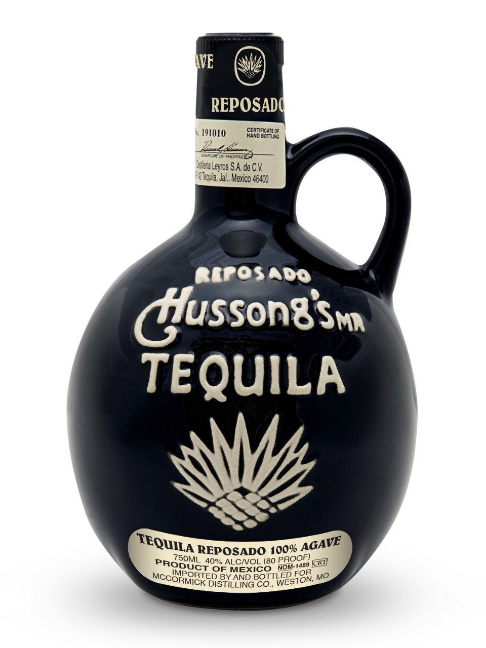 Image for Hussong's Tequila Reposado from LCBO