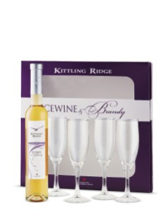 Kittling Ridge Icewine & Brandy Gift Pack