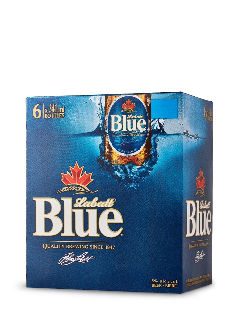 Image for Labatt Blue from LCBO