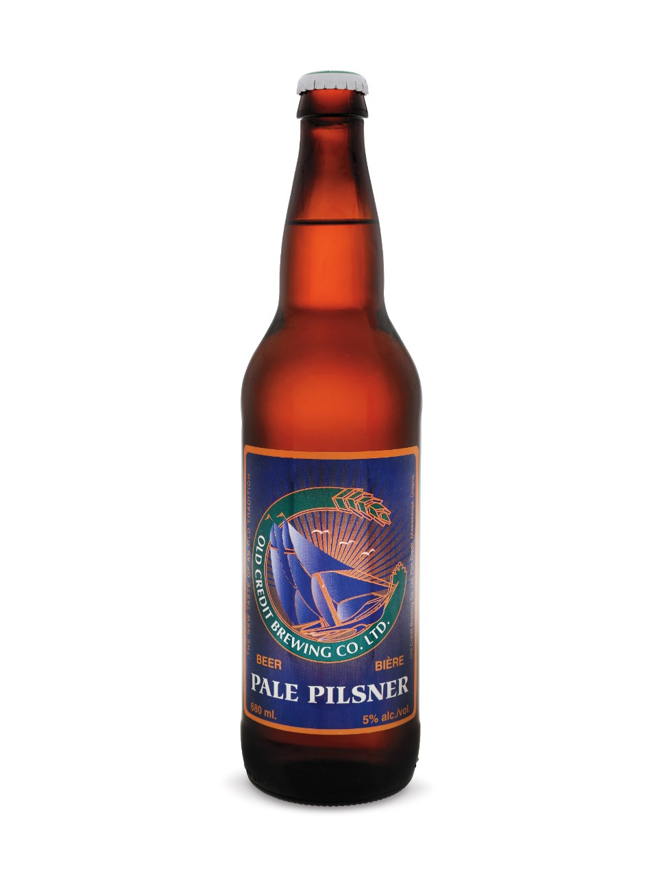 Image for Old Credit Pale Pilsner from LCBO