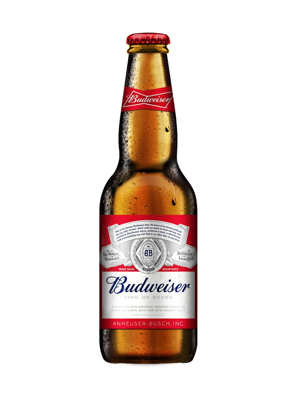 Image for Budweiser from LCBO