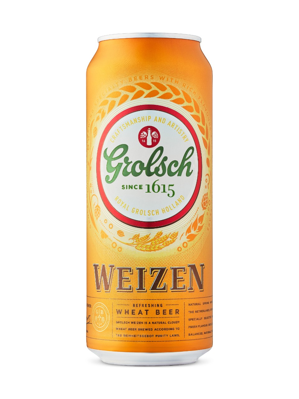 Image for Grolsch Weizen from LCBO