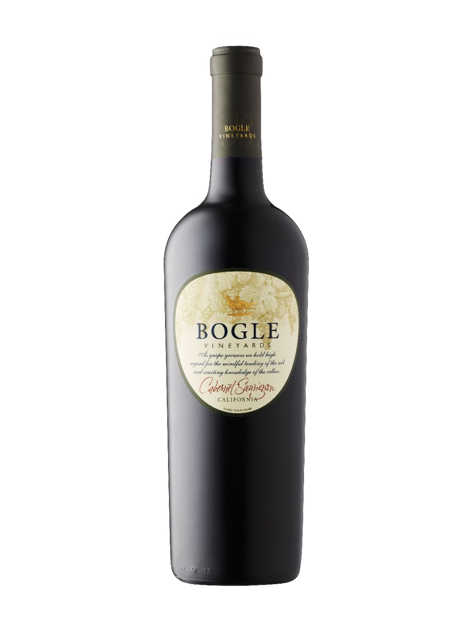 Image for Bogle Vineyards Cabernet Sauvignon 2016 from LCBO