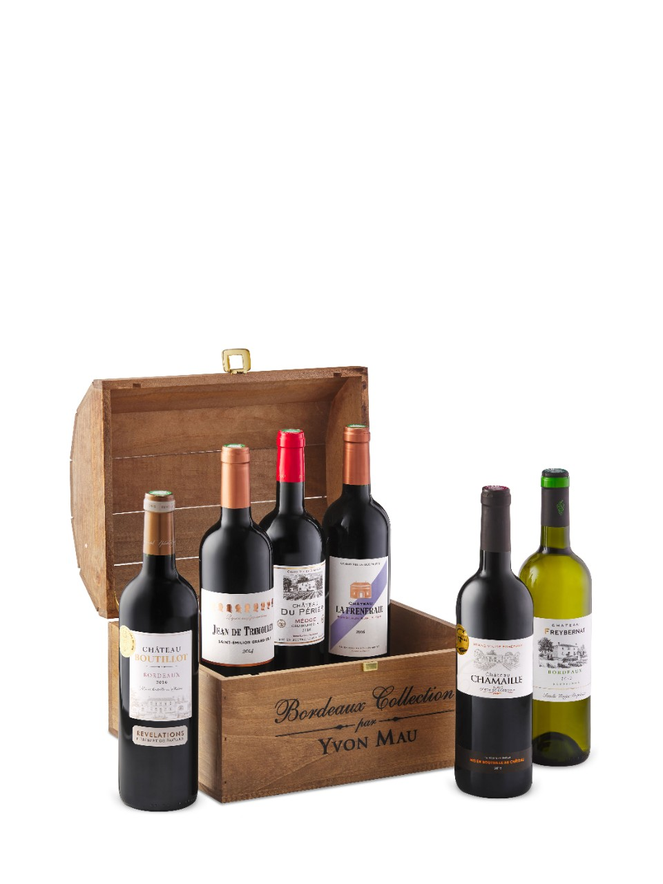 Image for Yvon Mau Bordeaux Discovery Chest from LCBO