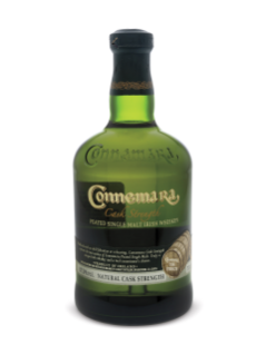 Connemara Cask Strength Peated Single Malt