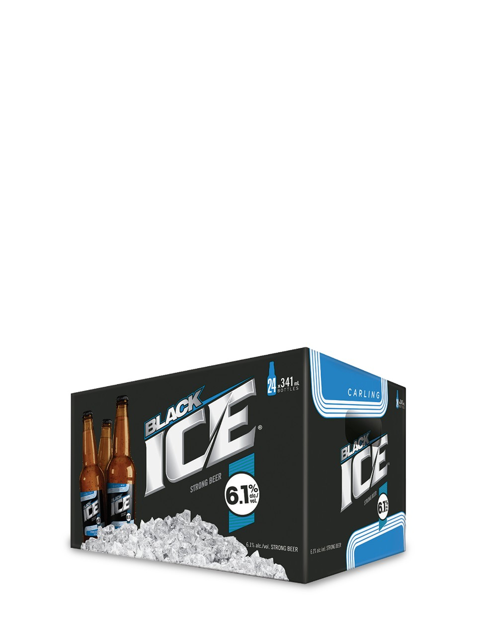 Image for Molson Black Ice from LCBO