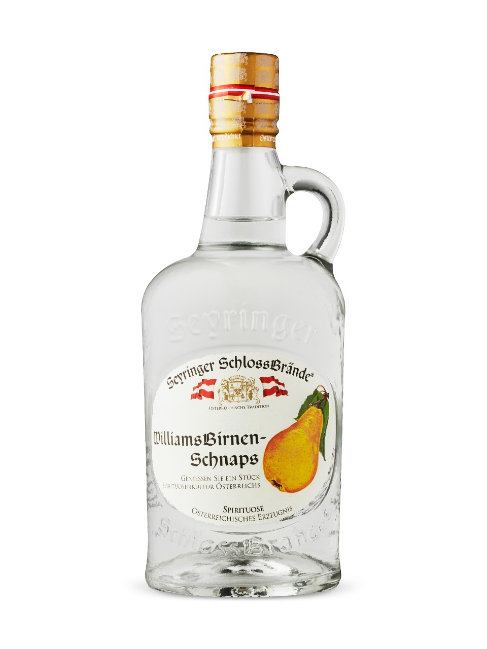 Image for Williamsbirnen Schnaps from LCBO