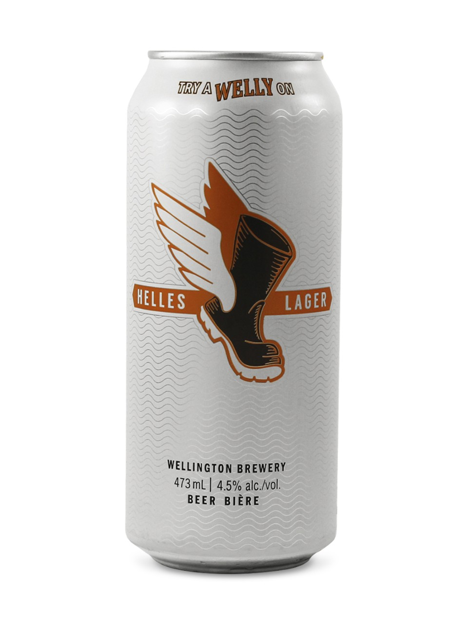 Image for Wellington Helles Lager from LCBO