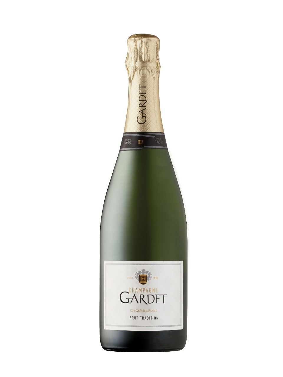 Image for Gardet Cuvée Saint Flavy Tradition Brut Champagne from LCBO