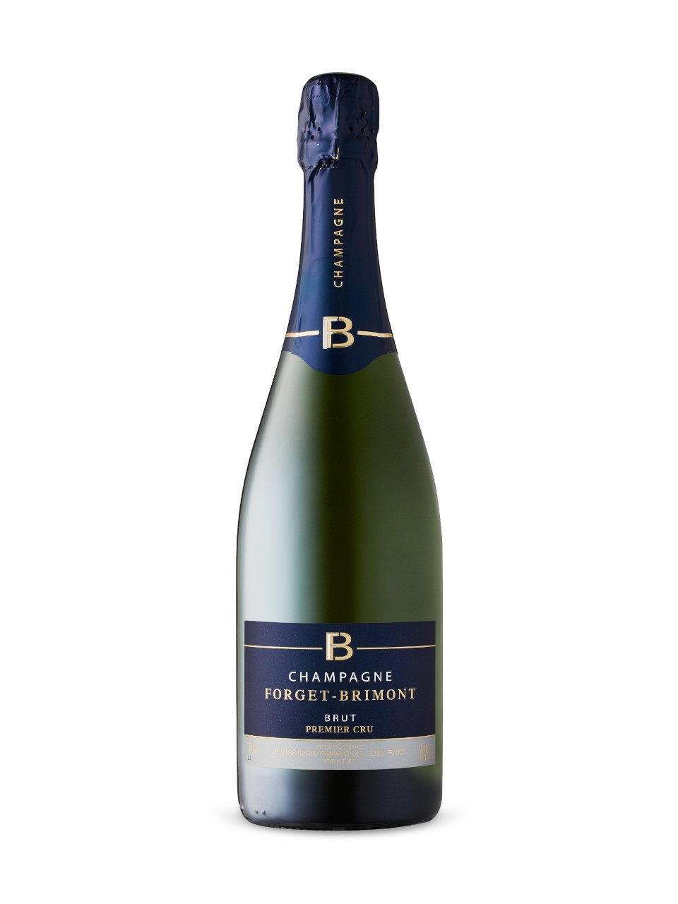 Image for Champagne Forget-Brimont Brut 1er Cr from LCBO