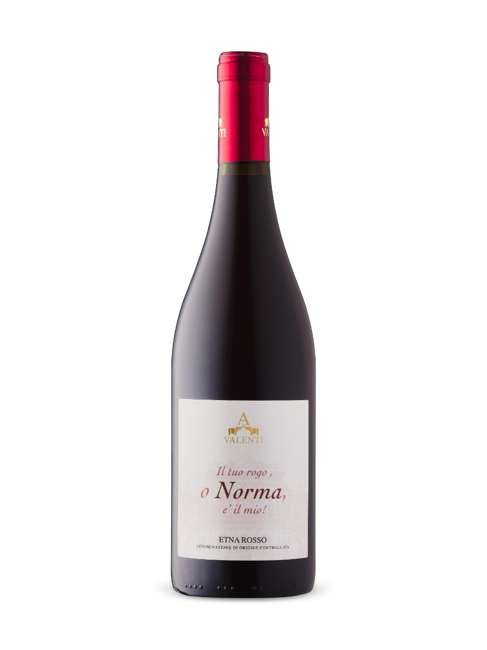 Norma Etna Rosso DOC 2016 from LCBO