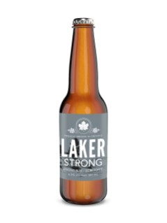 Laker Strong Lager Beer